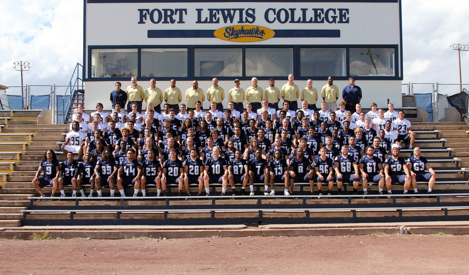 2015 Football Roster Fort Lewis College Athletics