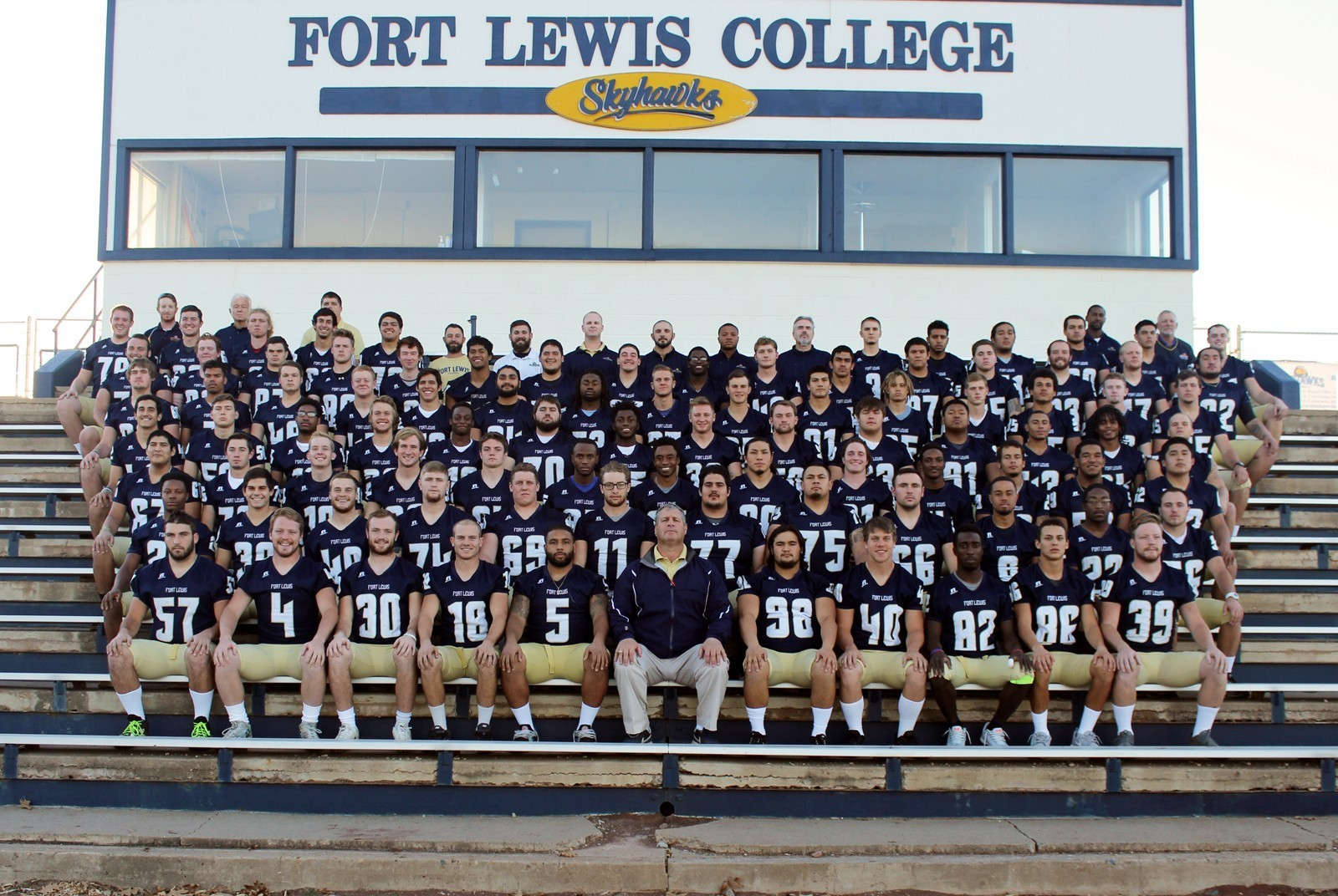 2016 Football Roster Fort Lewis College Athletics