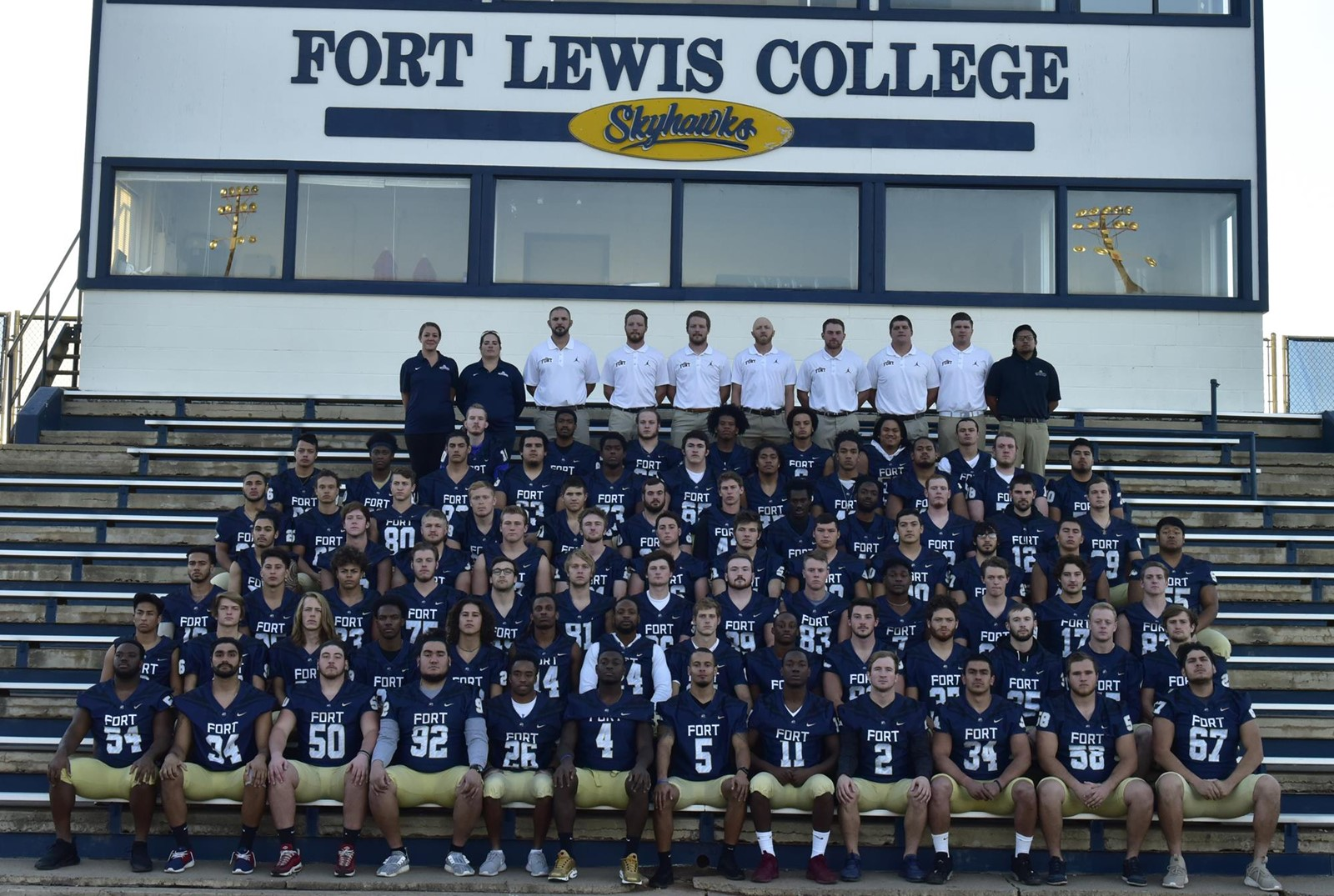 2018 Football Roster Fort Lewis College Athletics