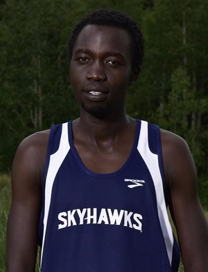 Bismarck Kipkilach - Men's Cross Country - Fort Lewis